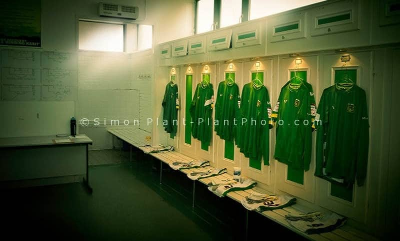 Yeovil-f.c-changing-room-preparing-for-battle