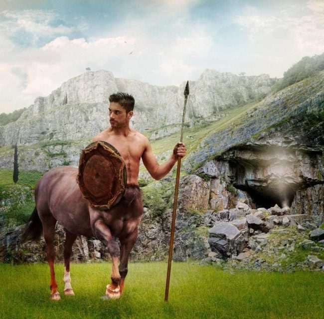 Image-retouching-composite-of-centaur
